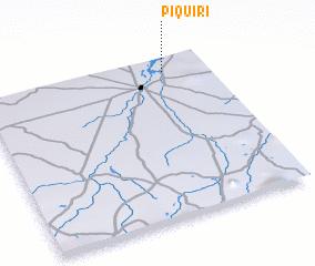 3d view of Piquiri