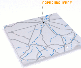 3d view of Carnaúba Verde