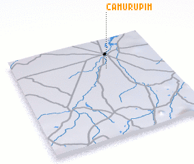 3d view of Camurupim