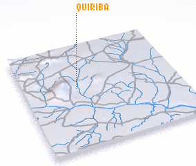 3d view of Quiriba