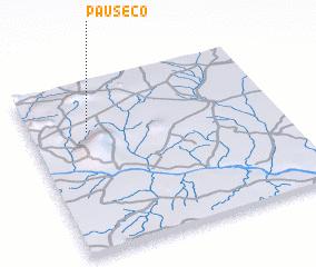 3d view of Pau Sêco