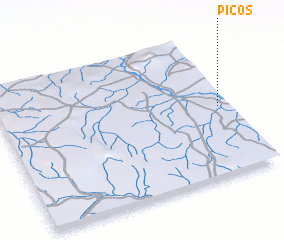 3d view of Picos