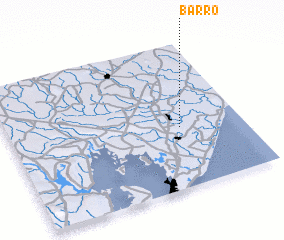 3d view of Barro