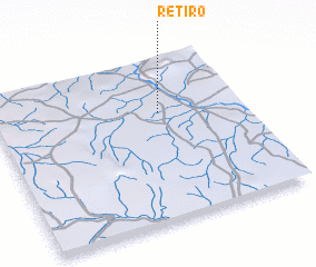 3d view of Retiro