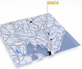 3d view of Graça