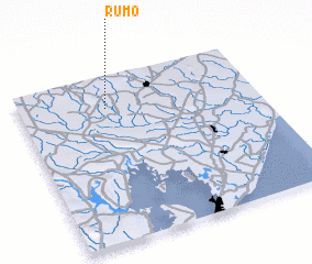 3d view of Rumo