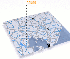 3d view of Pavão