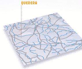 3d view of Quererá