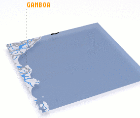 3d view of Gamboa