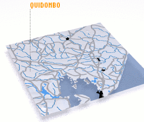 3d view of Quidombo
