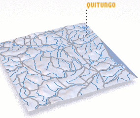 3d view of Quitungo