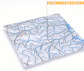 3d view of Riachão da Touceira