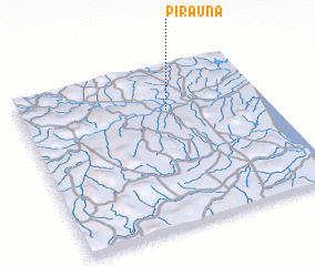3d view of Piraúna
