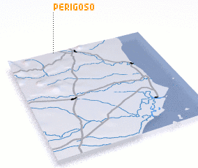 3d view of Perigoso