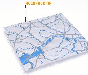 3d view of Alexandrina