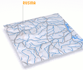 3d view of Rusina