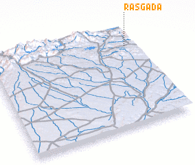3d view of Rasgada