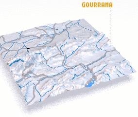 3d view of Gourrama