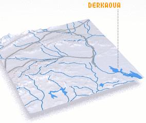 3d view of Derkaoua