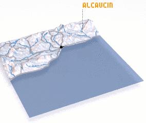 3d view of Alcaucín