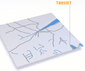 3d view of Tamsirt