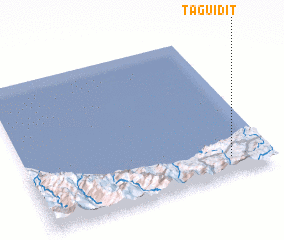 3d view of Taguidit