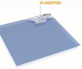 3d view of Pluguffan