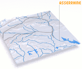3d view of Asserrhine