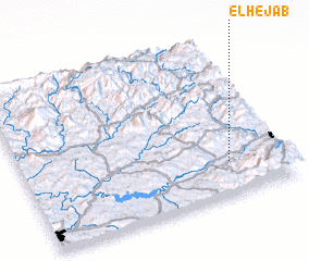 3d view of El Hejab
