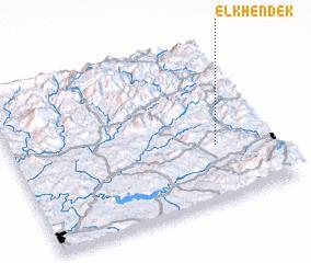 3d view of El Khendek