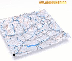 3d view of Oulad Bou Henina