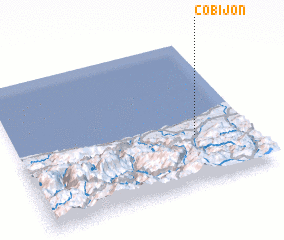 3d view of Cobijón