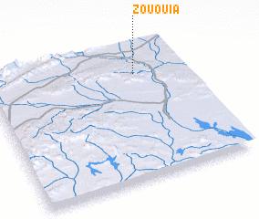 3d view of Zououia