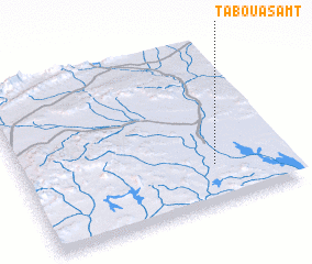 3d view of Tabouasamt