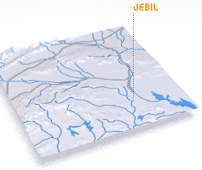 3d view of Jebil