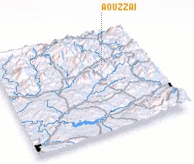 3d view of Aouzzai