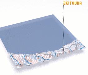 3d view of Zeïtouna