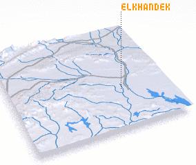 3d view of El Khandek