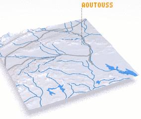 3d view of Aoûtouss