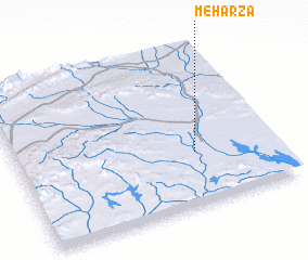 3d view of Meharza