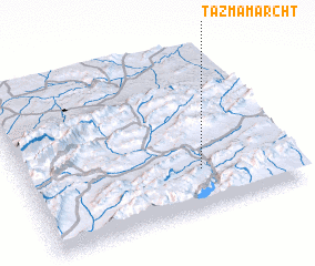 3d view of Tazmamarcht