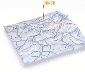 3d view of Krach