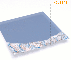 3d view of Imhoutene