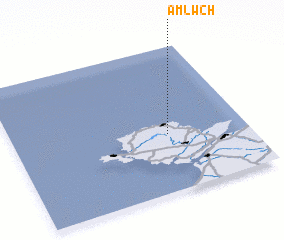 3d view of Amlwch