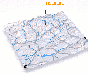 3d view of Tisemlal