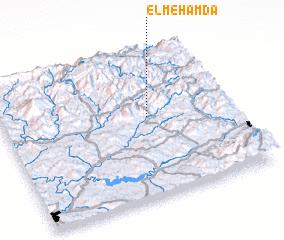 3d view of El Mehamda