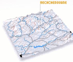 3d view of Mechcherouane