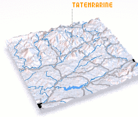 3d view of Tatemrarine