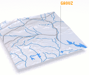 3d view of Gaouz