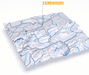 3d view of Semrhouni
